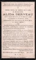 Alida Derveau (1900-1918) - Santini