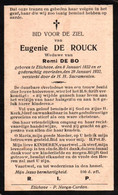 Eugenie De Rouck (1852-1932) - Santini