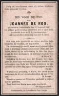 Joannes De Roo (1840-1910) - Santini