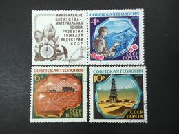 USSR 1968 Soviet Geology CTO /06 - Usati