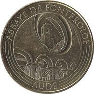 2021 MDP287 - NARBONNE - Abbaye De Fontfroide / MONNAIE DE PARIS 2021 - 2021