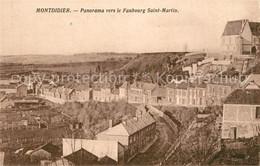 13041427 Montdidier Moselle Panorama Faubourg Saint Martin Montdidier - Non Classificati