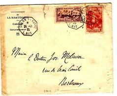 52892 - COLON AU HAVRE - Briefe U. Dokumente