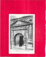 FLORAC - 48 -  CPA DOS SIMPLE -  Porte Du Couvent De La Présentation - BIS - - Florac