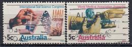 AUSTRALIA 404-405,used - Usati