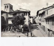 SANT'AGATA-MUGELLO-FIRENZE-VIA VITTORIA--CARTOLINA VERA FOTOGRAFIA  VIAGGIATA IL 31-5-1961 - Firenze