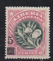 STAMPS-LIBERIA-1915-UNUSED-NO-GUM-SEE-SCAN - Liberia