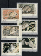 Australia - 1993 - Animals ATM Set - MNH (**) - Vignette Di Affrancatura (ATM/Frama)