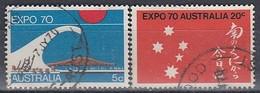 AUSTRALIA 432-433,used - Usati