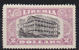 STAMPS-LIBERIA-1918-UNUSED-NO-GUM-SEE-SCAN - Liberia