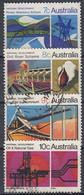 AUSTRALIA 446-449,used - Usati