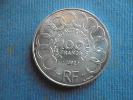 100 FRANCS JEAN MONNET 1992 - N. 100 Francs