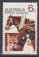 AUSTRALIA 468,unused - Nuovi