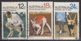 AUSTRALIA 469-471,used - Usati