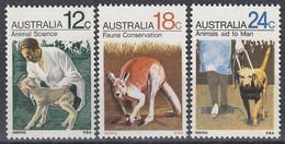 AUSTRALIA 469-471,unused - Nuovi