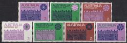 AUSTRALIA 479-485,unused - Nuovi