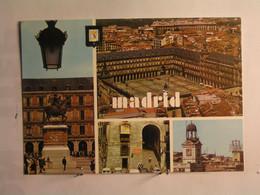 Madrid - Vues Diverses - Madrid