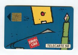 Telecarte °_ France 50u-En 529-gem-12.92-Plein Ciel-5300 Ex.- R/V - 50 Unità