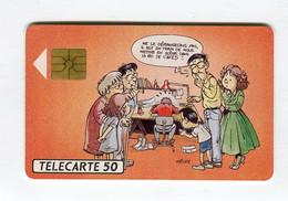 Telecarte °_ France 50u-En 552-gem-12.92-Afeji BD-2280 Ex.- R/V - 50 Unità