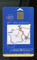 FRANCE - 87e TOUR DE FRANCE - 50+5 U - - 2000
