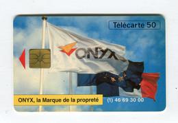 Telecarte °_ France 50u-En 657-gem-05.93-Onyx 93-1310 Ex.- R/V - 50 Unità