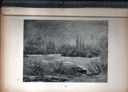 Claude Monet, ( Reproduction Papier) - Altri