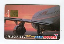 Telecarte °_ France 50u-En 668-gem-06.93-Air Inter-4940 Ex.- R/V - 50 Unità