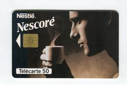 Telecarte °_ France 50u-En 729-gem-09.93-Nescoré.2- 1190 Ex.-R/V - 50 Unità