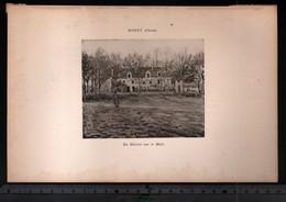 Claude Monet, La Maison Sur Le Mail ( Reproduction Papier) - Altri