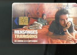 FRANCE - MENSONGES ET TRAHISONS - 50 U - - 2004