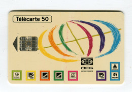 Telecarte °_ France 50u-En 1042-Sc7-10.94-ACG-Worlwide- 910 Ex.- R/V - 50 Unità