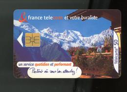 FRANCE - ET VOTRE BURALISTE - 50 U - - 2000