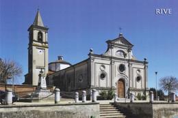 (R401) - RIVE (Vercelli) - Chiesa Di Santa Maria Dell'Assunta - Vercelli