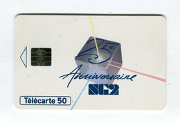 Telecarte °_ France 50u-En 1126-So5-12.94-SG2.25ème Anniversaire-4190 Ex.- R/V - 50 Unità