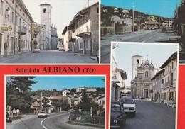 (R403) - ALBIANO D'IVREA (Torino) - Multivedute - Non Classificati