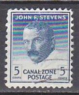 G2035 - PANAMA CANAL ZONE Yv N°109 - Kanalzone