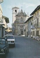 (R405) - ALBIANO D'IVREA (Torino) - Corso Vittorio Emanuele E Chiesa Parrocchiale - Non Classificati