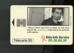 FRANCE - SIDA INFO - 50 U - - 1995