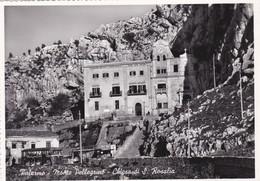 Palermo - Monte Pellegrino - Chiesa Di Santa Rosalia, Autobus - Palermo