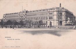 MADRID     BANCO DE ESPANA                  PRECURSEUR - Madrid