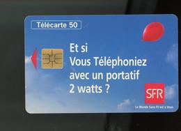FRANCE - SFR PORTATIF 2 WATTS  - 50 U - - 1995