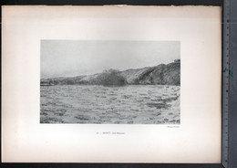 Claude Monet, Les Galçons ( Reproduction Papier) - Altri