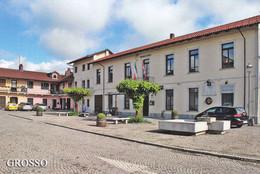 (R412) - GROSSO (Torino) - Piazza IV Novembre E Municipio - Non Classificati