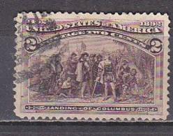 H1898 - ETATS UNIS USA Yv N°82 - Used Stamps