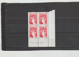 N° 2059 - 1,30 SABINE - 5° Tirage Du 5.2.80 Au 21.3.80 - 06.02.1980 - - 1970-1979