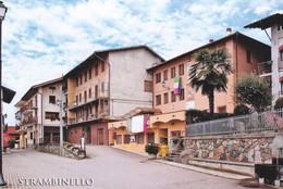 (R420) - STRAMBINELLO (Torino) - Via Cavour E Municipio - Non Classificati