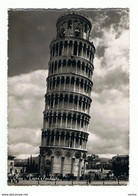 PISA:  TORRE  PENDENTE  -  PER  LA  SVIZZERA  -  FOTO  -  FG - Pisa