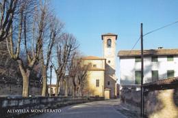 (R421) - ALTAVILLA MONFERRATO (Alessandria) - Chiesa Parrocchiale Di San Giulio - Alessandria