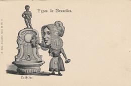 Types De Bruxelles - Laitière. ( Mannenkenpis) - Monumenti, Edifici