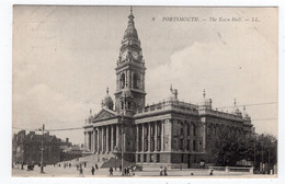 DC 2651 - PORTSMOUTH - The Town Hall. - LL 8 - Portsmouth